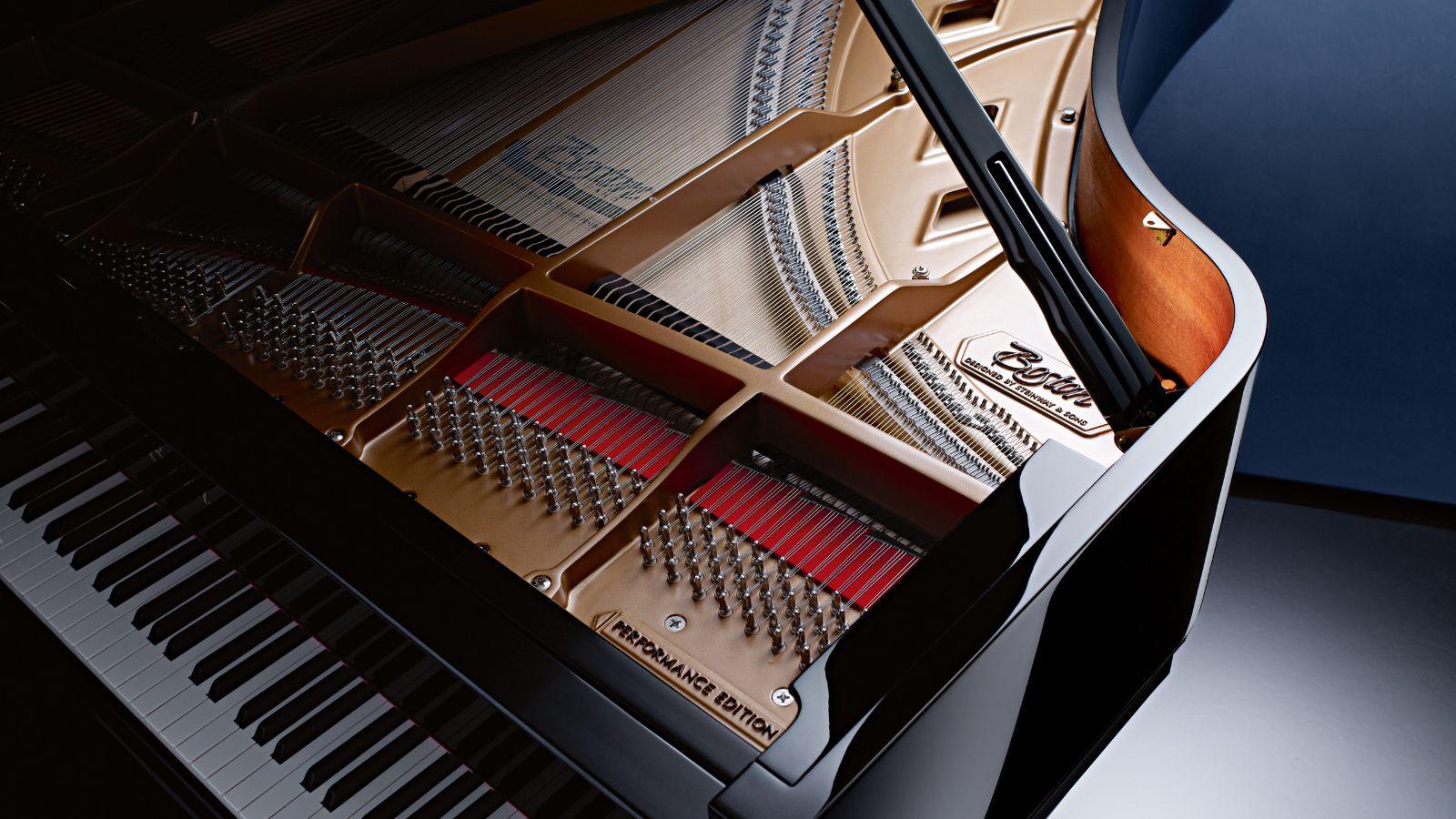 Boston Grand Pianos - Steinway & Sons